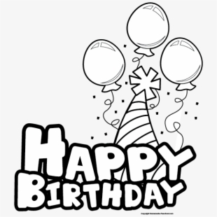 Png Happy Birthday Cliparts Cartoons Free Download