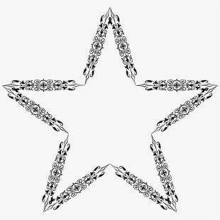 Drawn Stars Transparent Hand Hand Drawn Star Doodle Png