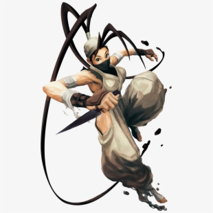 Street Fighter Elena Png Ibuki Sfv Transparent Cartoon Free
