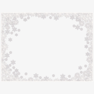 Blue snow flakes , Snowflake Computer file, Hand-painted snowflake border  transparent background PNG clipart | HiClipart