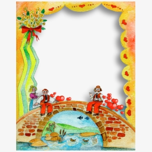 View Cartoon Kids Frame Png Images