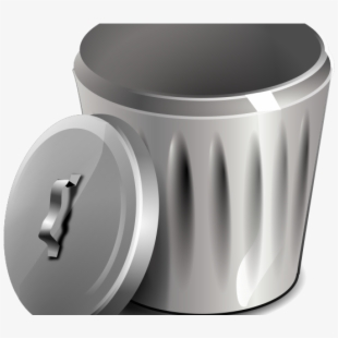 Garbage Can Clipart Trash Can Clip Art Transparent