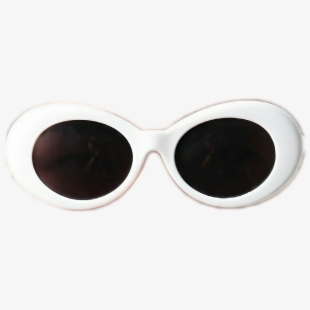 Clout goggles cartoon. Optical clipart safety eye