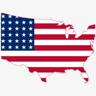 American flag cute. East germany clipart does