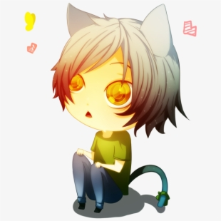 Transparent Cute Anime Boy Png Cute Anime Boy Chibi Transparent Cartoon Free Cliparts Silhouettes Netclipart