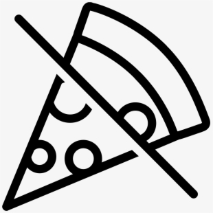 Pizza icon. Image stock food free