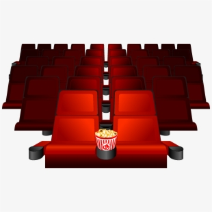 Clip Art Cinema Seat Chair Transprent Movie Seats Png Transparent Cartoon Free Cliparts Silhouettes Netclipart