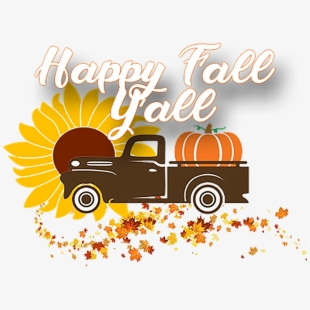 Clip Art Happy Fall Yall Images - Its Fall Yall Svg ...