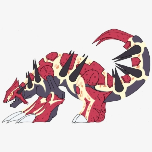Rayquaza And Groudon Transparent Cartoon Free Cliparts