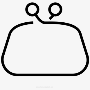 Grocery Bag Clip Art Black And White Simple | Confederated Tribes ... | 310x310