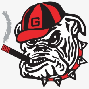 Uga Png Transparent Georgia Bulldog Logo Svg Transparent Cartoon Free Cliparts Silhouettes Netclipart