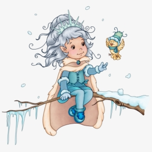 Image result for winter fairy clipart