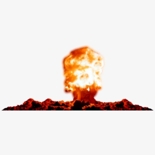 PNG Nuke Explosion Cliparts & Cartoons Free Download