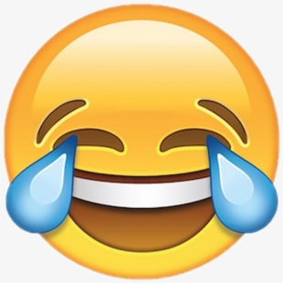 Emoji Clipart Apple Laughing Until Crying Emoji Png
