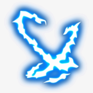 Lightning Png Abstract Blue Lightning Effect Transparent