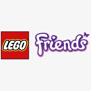 Banner Freeuse Download Lego Friends Clipart Lego Friends Logo Transparent Cartoon Free Cliparts Silhouettes Netclipart