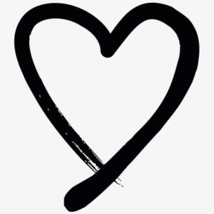 Hand Drawn Heart Hand Drawn Heart Png Transparent
