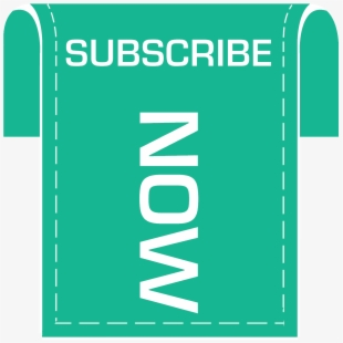 Youtube Subscribe Button Png File Subscribe Button With