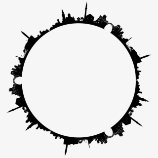 Grey Sky Stars Circle Aesthetic Profile Pics Circle Transparent Cartoon Free Cliparts