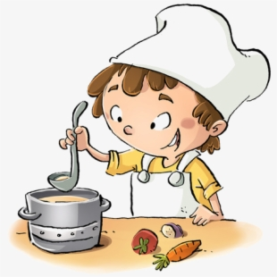 Mittwoch - Kinder Kochen Clipart , Transparent Cartoon, Free ...