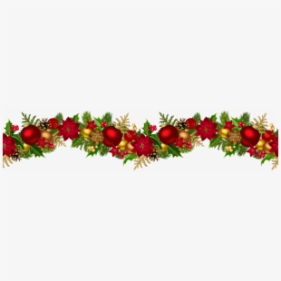 Free Christmas Garland Png, Download Free Clip Art, Free Clip Art on Clipart  Library