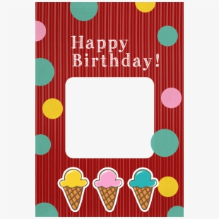 Png Free Birthday Cards Cliparts Cartoons Free Download