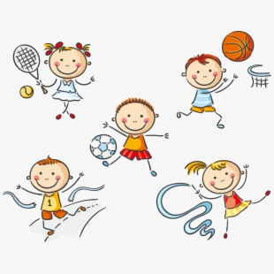 Animated exercise clipart kid - Cliparting.com