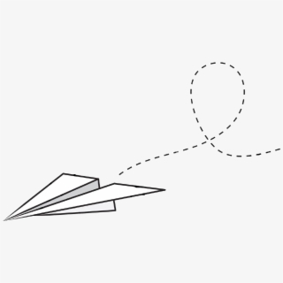 Airplane Paper Plane Clip Art Paper Airplane Drawing Png