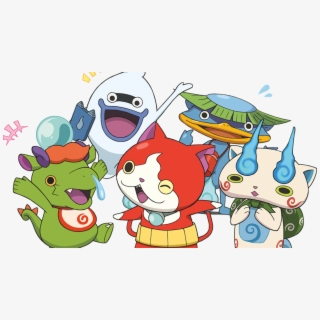 Yo Kai Watch Hd Transparent Cartoon Free Cliparts