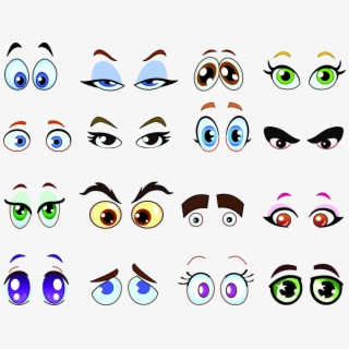 Eyes Clipart Animation Eyes Clipart Drawing Png Transparent Cartoon Free Cliparts Silhouettes Netclipart