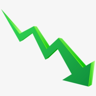 Clip Art Trending Increase Svg Png - Png Arrow Going Up ...