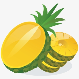 Pizza Png Pineapple - Hawaiian Pizza Slice Png ...
