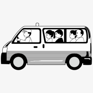 Clipart Shuttle Huge Freebie Download For - Taxi Clipart ...