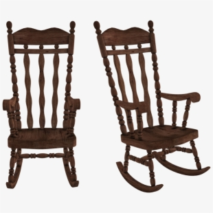 Strange Old Rocking Chair Clipart Png Rocking Chair Transparent Machost Co Dining Chair Design Ideas Machostcouk
