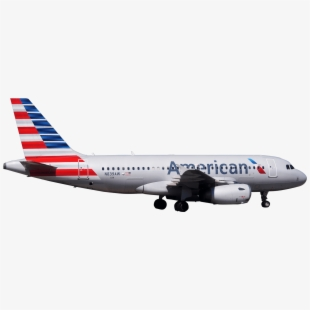 American Airlines Airplane Clip Art - Png Air Transparent PNG
