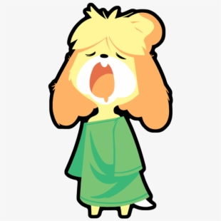 New Leaf Yoshi S Island Facial Expression Yellow Nose Isabelle