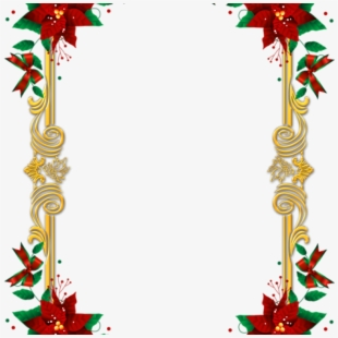 Christmas Top Border Png.Trend Free Black And White Borders Download Free Clip